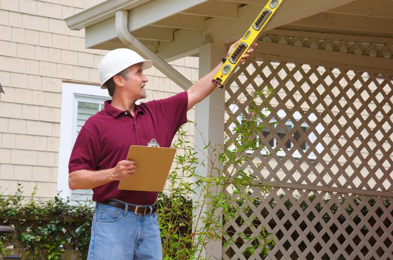Exterior Home Inspector Wilmington